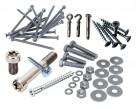 Крепёжные изделия и строительные материалы