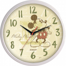 Часы SCARLETT SC-WCD03M