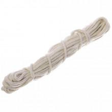 Веревка бельевая, х/б, узбекская, 20м X d4мм