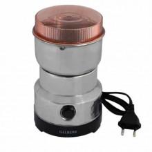 Кофемолка gelberk Gl-531 200вт. вместимость 100гр.нерж. сталь