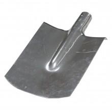 Лопата копальная прямоугольная Лкп из нержавеющей стали 1,5мм
