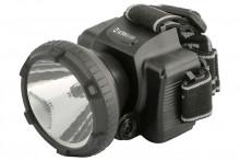 Фонарь ultra Flash Led Led5366 (налобн аккумуляторный , черный, 0,5 Ватт, 2 реж.)
