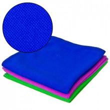 Салфетка из микрофибры универсальная VETTA 30х30см, 160 г/кв.м. 3 цвета