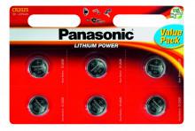 Батарейка PANASONIC CR 2025 B6