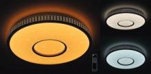 Светильник AMBRELLA F81 72W D400 ORBITAL многофункциональный (ПДУ)