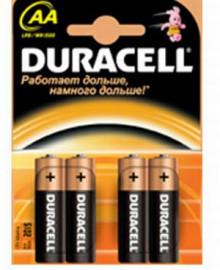 Батарейка DURACELL LR6 К4 (MN1500) NEW