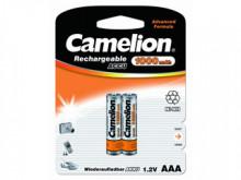 Аккумулятор CAMELION R03 1000mAh Ni-Mh BL-2
