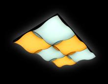 Светильник AMBRELLA FP2356 WH 192W 720*480*90 ORBITAL (ПДУ РАДИО 2.4)