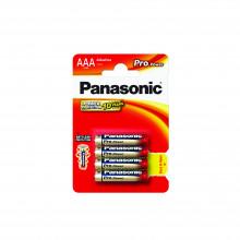 Батарейка PANASONIC LR03 PRO POWER BP4