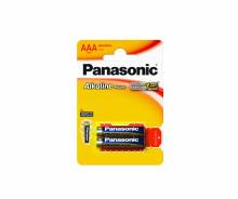 Батарейка PANASONIC LR03 Alkaline BP2