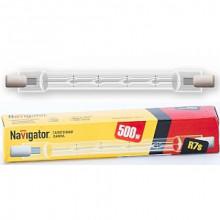 Лампа NAVIGATOR 94 221 J117mm 230V R7s 500W 1500h
