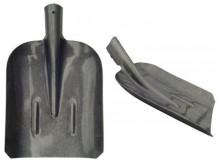 Лопата совковая из рельсовой стали (округлённая) 1,8мм