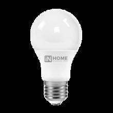 IN HOME Лампа светодиодная LED-A60-VC 12Вт 230В Е27 3000К 1080Лм