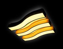 Светильник AMBRELLA FP2423 WH 90W+48W 690*500*110 (ПДУ РАДИО 2.4)