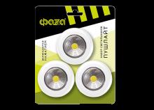 Светильник ФАZА TF3-3xL1W-wh (3 x бел.)