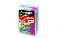 Батарейка CAMELION LR6 Plus Alkaline PBH-12