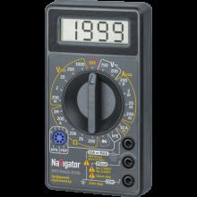 Мультиметр NAVIGATOR 82 430 NMT-Mm02-830B (830B)