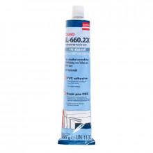 Cosmofen plus-s клей белый, жидкий пластик, 200 Г.