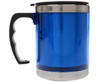 Термокружка IRIT IRH-136 450 ml, нерж. сталь (синяя)