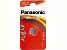 Батарейка PANASONIC CR 1216 B1