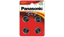 Батарейка PANASONIC CR 2032 B4
