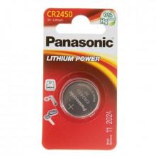 Батарейка PANASONIC CR 2450 B1