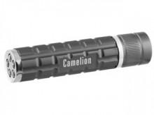 Фонарь CAMELION LED 5101-5 (мат.металик,1R6, 5LED)