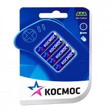 Батарейка КОСМОС R03 BL-4