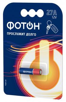 Батарейка ФОТОН 27A BP1