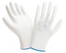 Перчатки нейлоновые (белые)