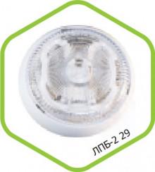 ASD Светильник ЛПБ-2-29 1х38Вт (круг бел)