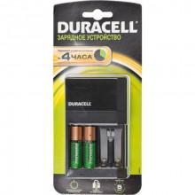 Зарядное устройство Duracell Cef14+аа1300mah