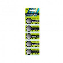 Батарейка ERGOLUX CR 2025 BL-5