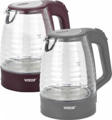 Чайник VITESSE VS-179 Бордо (6)