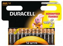 Батарейка DURACELL LR03 К12 (MN2400)
