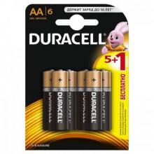 Батарейка DURACELL LR6 К6 (MN1500) BASIC
