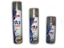Газ RUNIS для зажигалок 140мл/55гр мет/балон