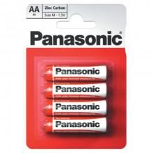 Батарейка PANASONIC R03 Zinc Carbon BL-4