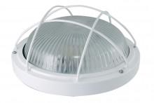 TDM светильник НПП 03-100-102 (металл, стекло, с решеткой) IP65