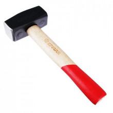 Кувалда кованая Ермак с деревянной ручкой 1500гр.