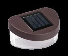 Светильник на солнечных батареях