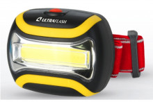 Фонарь ULTRA FLASH LED 5358 (налобный, 1W COB LED, 3 режима)