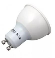 Лампа GAUSS LED Elementary MR16 5.5W GU10 4100К