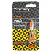 КРЕПТОН cупер-клей 3 г  ВР1