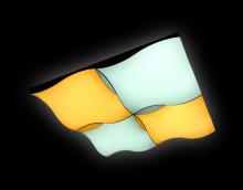 Светильник AMBRELLA FP2354 WH 128W D480*480 ORBITAL (ПДУ УЛЬТРА)