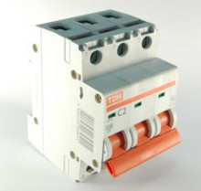 TDM авт. выкл.ВА47-29 3Р 25А 4,5кА х-ка С