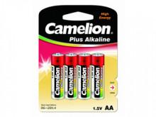 Батарейка CAMELION LR6 Plus Alkalaine BL-4