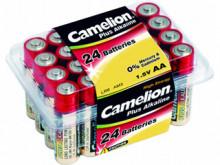 Батарейка CAMELION LR6 Plus Alkalaine PB-24