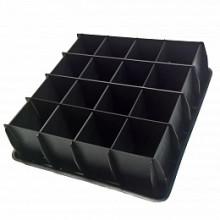 Ящик для рассады, 16 ячеек (НВП) (упаковка 5 шт.)