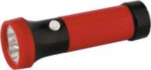 Фонарь ultra Flash 3002-тн ( красный,3led,3xr03)